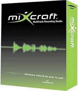 Acoustica Mixcraft 5 1 Build 139 Free Download | Free Software Download